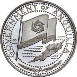 Νόμισμα > 2Δολάρια, 1969-1970 - Ανγκουίλα  - obverse