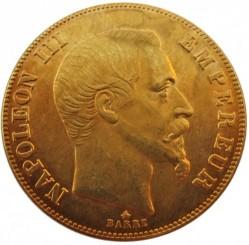 Moneta > 50franchi, 1855-1859 - Francia  - obverse