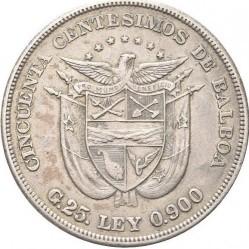 Moneta > 50sentesimų, 1904-1905 - Panama  - reverse