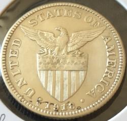Νόμισμα > 50Σεντάβος, 1907-1921 - Φιλιππίνες  - obverse