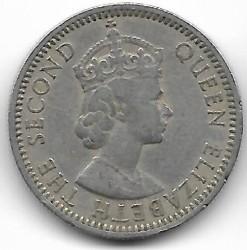 מטבע > 25מיל, 1955 - קפריסין  - reverse