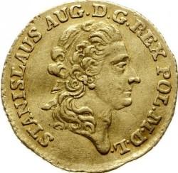 Münze > 1Dukaten, 1772-1779 - Polen  - obverse