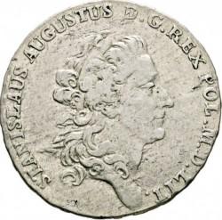 מטבע > ½טלר, 1777 - פולין  - obverse