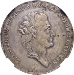 Monēta > 1talar, 1783-1785 - Polija  - obverse