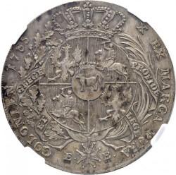 Monēta > 1talar, 1783-1785 - Polija  - reverse