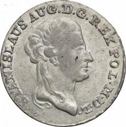 Coin > 8silvergroszy, 1787-1795 - Poland  - obverse