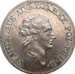 Monēta > 4silvergrosze, 1783-1786 - Polija  - obverse