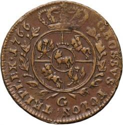 Münze > 3Groszy, 1766-1794 - Polen  - reverse