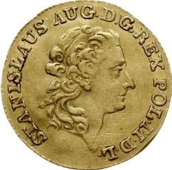 Coin > 1dukat, 1780-1795 - Poland  - obverse