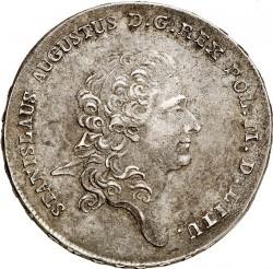 Münze > 1Taler, 1768-1781 - Polen  - obverse