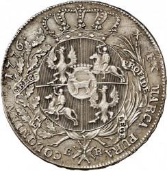Münze > 1Taler, 1768-1781 - Polen  - reverse