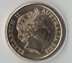 Moneda > 2dólares, 2018 - Australia  (XXI Juegos de la Commonwealth 2018 - Borobi) - reverse