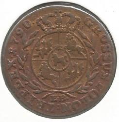 Moneda > 3groszy, 1766-1794 - Polonia  - reverse