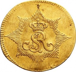 Münze > 1Dukaten, 1766 - Polen  (ohne Portrait) - obverse