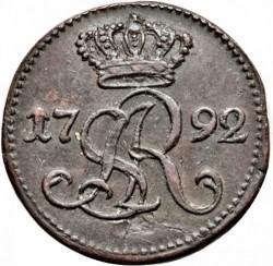 מטבע > 1סוליד, 1766-1792 - פולין  - obverse