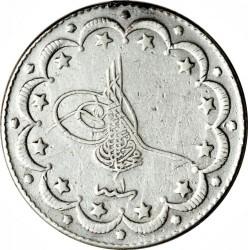 Moneda > 10kurus, 1918 - Imperio otomano  - obverse
