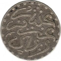 Монета > 1/10риала, 1902-1903 - Марокко  - reverse