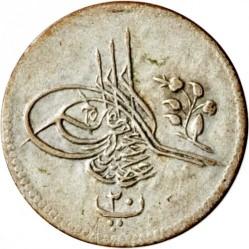 Moneta > 20para, 1876 - Egipt  - obverse