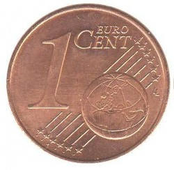 Coin > 1 euro cent, 2018 - Germany  - obverse