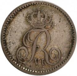 Moneta > 32rigsbankskilingai, 1820 - Danija  - obverse