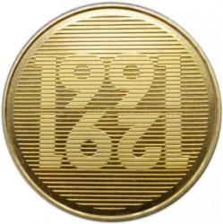 Moneta > 250franchi, 1991 - Svizzera  (700th Anniversary - Swiss Confederation) - obverse