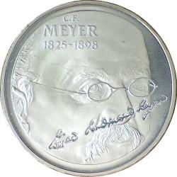 Moneta > 20franków, 1998 - Szwajcaria  (100 rocznica śmierci - Conrad Ferdinand Meyer) - reverse