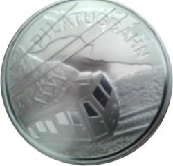 Coin > 20francs, 2011 - Switzerland  (Pilatus Railway) - reverse