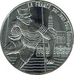 Moneda > 10euros, 2017 - Francia  (Toulouse) - reverse