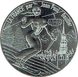 Münze > 10Euro, 2017 - Frankreich  (Alps) - reverse