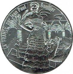Монета > 10евро, 2017 - Франция  (Лазурный берег) - obverse