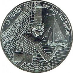 Монета > 10євро, 2017 - Франція  (Бретань /риболовецька сітка/) - reverse