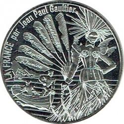 Moneta > 10euro, 2017 - Francia  (Overseas Department) - reverse