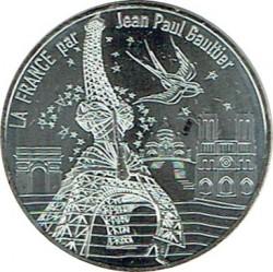 Монета > 10евро, 2017 - Франция  (Париж /Эйфелева башня/) - reverse