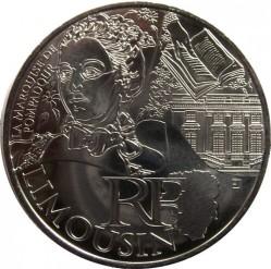 Moneda > 10euros, 2012 - Francia  (Regiones francesas - Limousin) - obverse