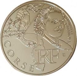 Moneda > 10euros, 2012 - Francia  (Regiones franceses - Corcega) - obverse