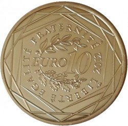 Moneda > 10euros, 2012 - Francia  (Regiones franceses - Corcega) - reverse