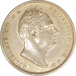 Moneda > 6peniques, 1831-1837 - Reino Unido  - obverse