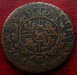 Münze > 1Grosz, 1765-1795 - Polen  - reverse