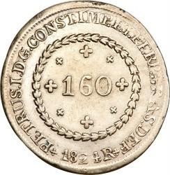 Moneda > 160réis, 1824-1826 - Brasil  - obverse