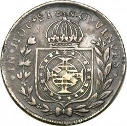 Moneda > 320réis, 1825-1830 - Brasil  - reverse