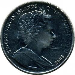 Moneta > 1dollaro, 2008 - Isole Vergini Britanniche  (Kings and Queens of England - Henry VII of England) - obverse
