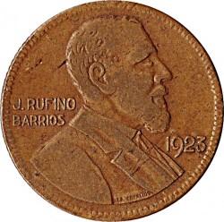 Монета > 5песо, 1923 - Гватемала  - obverse