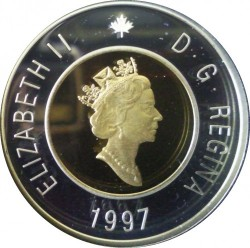 Coin > 2dollars, 1998-2001 - Canada  - obverse