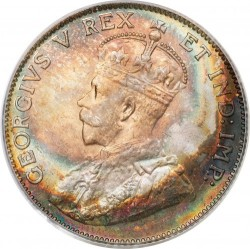 Münze > 25Cent, 1911 - Kanada   - obverse