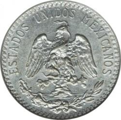 Moneta > 20centavos, 1919 - Messico  - obverse