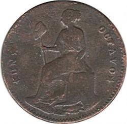 Νόμισμα > ⅛Ρεάλ, 1858-1862 - Μεξικό  - reverse