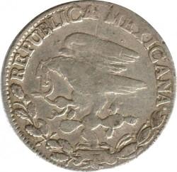 Moneda > 2reales, 1824 - Mèxic  - obverse