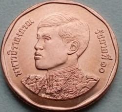 Coin > 50satang, 2018 - Thailand  - obverse