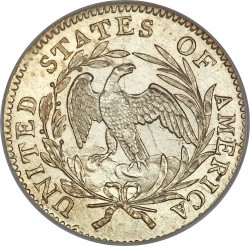 Münze > 1dime, 1796-1797 - USA  (Draped Bust Dime) - reverse