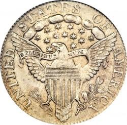 Moneda > 1dime, 1798-1807 - Estados Unidos  (Draped Bust Dime) - reverse